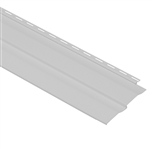 "4"" DUTCHLAP GRAY VINYL SIDING VISION PRO BY GP"