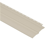 "4"" DUTCHLAP TAN VINYL SIDING VISION PRO BY GP"
