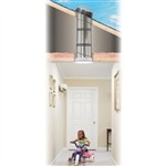 TMR010 RIGID SUN TUNNEL SKYLIGHT by VELUX