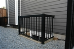 BLACK LINE BALUSTER (14pcs) REGAL ALUMINUM RAIL SP36B
