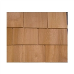 HALF SQ RED LABEL CEDAR SHINGLE