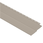 "4"" TRADITIONAL CLAY VINYL SIDING VISION PRO BY GP"