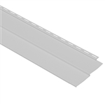 "4"" TRADITIONAL GRAY VINYL SIDING VISION PRO BY GP"