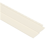 "4"" TRADITIONAL PEARL VINYL SIDING VISION PRO BY GP"