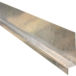 5/8x10' Z BAR SIDING FLASH GALV