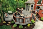 5/4x6x16' SILVER MAPLE DECKING TIMBERTECH