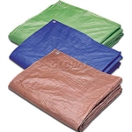 BROWN POLY TARP 20'x30'