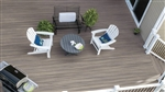 20' TREX ROCK HARBOR GROOVED DECKING