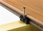 TREX DECKING CLIPS ( 50 SQ FT )