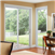 SLIDING PATIO DOOR WHITE ANDERSEN 6/0' x 6/8'