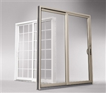 PS510LW PATIO DOOR UNIT (LEFT FROM OUTSIDE) ANDERSEN
