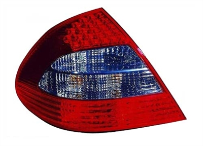 E Class Factory Replacement Led Tail Light Driver Side