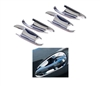 ML GL GLS GLE R-CLASS CHROME DOOR HANDLE SHELL INSERTS W164/X164 ML550 ML350 ML63 GL450 GL550 GL63 R350 R550 R63