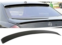 S550/S63/S600 ROOF SPOILER HIGH QUALITY ABS 07-13 W221 (NOT PAINTED)