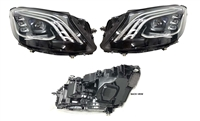 2018-UP STYLE LED HEADLIGHTS SEDAN  W222 S550 S63 S400 S450 2014-2017