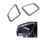 SIDE MIRROR CHROME RING 2010-2014 W204 W212 W221 GLA GLK