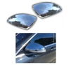 S-CLASS CHROME MIRROR UPPER COVERS W222 2014-2019 S550 S400 S600 S63