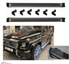 G-Wagon G63/G65 Side Running Boards 00-18 W463 Fits All Models G500/G550/G55/G65