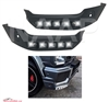 W463 G63 4X4 STYLE LOWER LED LIP 2 PIECES G500 G550 G63 G65