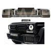 G500 BRABUS STYLE FRONT BUMPER WITH LOWER LIP W463 G500 G55 G550 G63