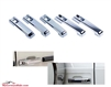 G-Wagon Chrome Door Handle Covers 5 Pcs 90-2018 W463 G500 G55 G63 G550