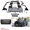 G-WAGON BRABUS BODY KIT WITH FRONT BUMPER W463 1990-2017 G500 G63 G550 G55 G65