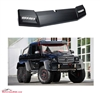 G63 BRABUS STYLE FRONT ROOF SPOILER WITH LED W463 1990-2017 G500 G55 G550 G63