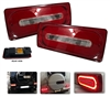 G-WAGON LED TAIL LIGHTS FLOWING STYLE W463 1990-2018 G500 G550 G55 G63 G65