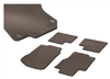 GENUINE MERCEDES-BENZ DARK JAVA CARPETED FLOOR MATS SET OF 4 PCS 06-11 W164 ML/06-12 X164 GL B662901005