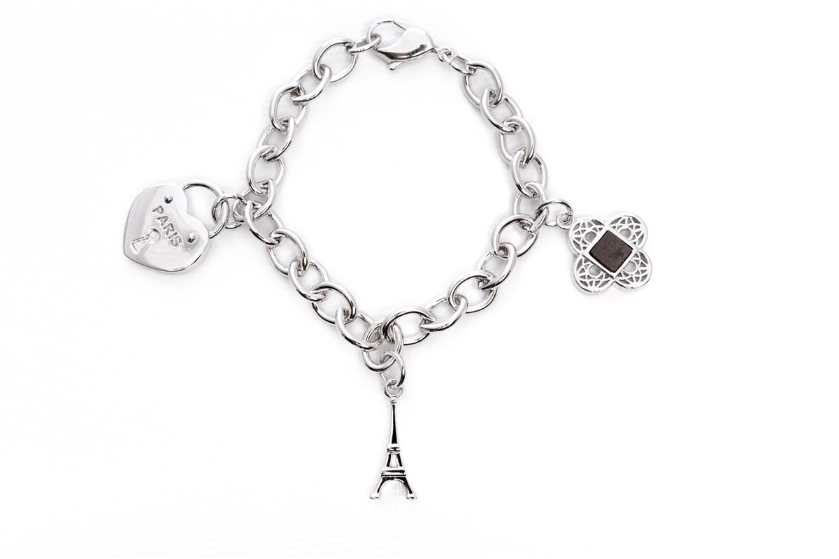 Clic Charm Bracelet