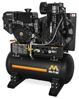 Mi-T-M 14hp 30 Gallon Gas Air Compressor