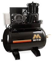 Mi-T-M electric air compressor ACS-23375-80H