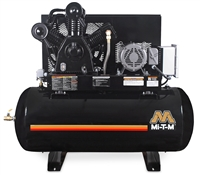 Mi-T-M AES-23315-120H 15 HP 230v 3 Phase Air Compressor