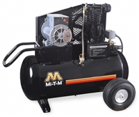 Mi-T-M electric air compressor AM1-PE02-20M