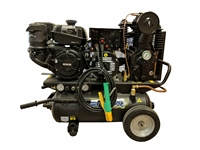 EMAX 14hp 20 Gallon Air Compressor Generator Welder