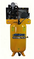 EMAX 5hp Industrial Plus Pressure Lubricated Piston Air Compressor Series