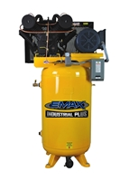 EMAX 7.5hp Industrial Plus Pressure Lubricated Piston Air Compressor Series