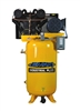 EMAX 10hp Industrial Plus Pressure Lubricated Piston Air Compressor Series