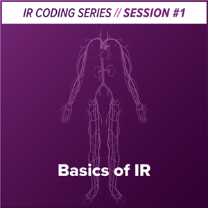 Basics of Interventional Radiology Coding