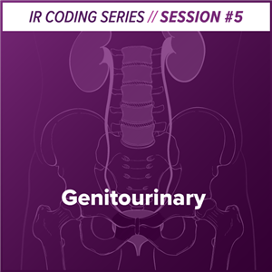 Genitourinary Interventional Radiology Coding webcast image