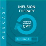Hospital Outpatient Infusion Services: 2021 Reimbursement & Compliance Update Webcast Image