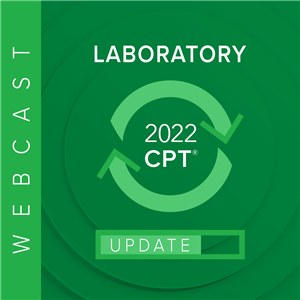 2019 Laboratory Coding Update Webcast Image