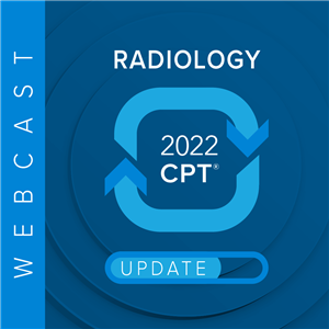 2021 Radiology Coding Update Webcast Image
