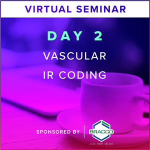 Unraveling the Coding and Documentation Quagmire: Day 2 of the VIRTUAL Hands-on Diagnostic/Interventional Radiology, CRM, EP and Nuclear Medicine Workshop 2020 image