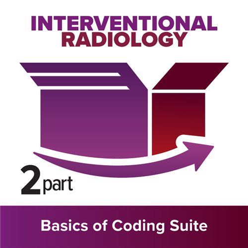 Basics of Interventional Radiology Coding Suite image