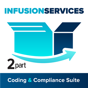 Infusion Services Coding & Compliance Suite image