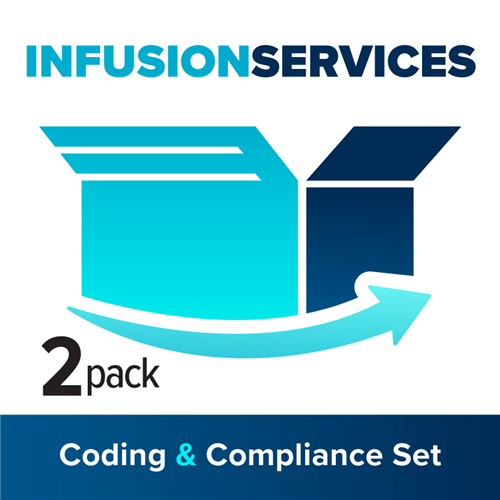 Infusion Services Coding & Compliance Set image