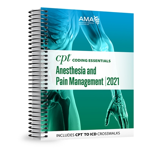 CPT Coding Essentials for Anesthesiology and Pain Management 2021 image