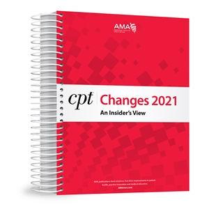 CPT Changes 2021: An Insider's View book cover