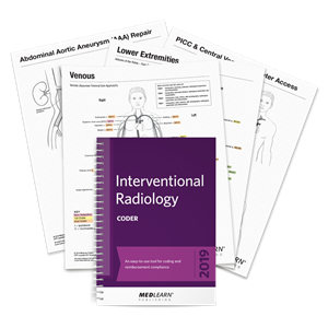 2019 Interventional Radiology Coding Suite image